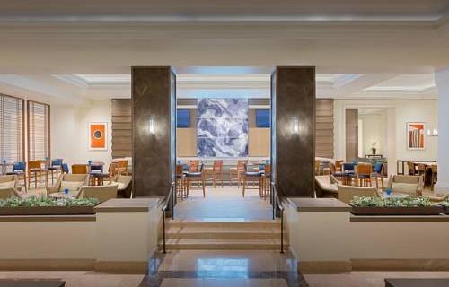 Grand Hyatt Tampa Bay lobby
