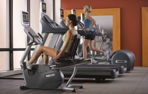 Doubletree Hilton Tampa Airport Westshore Airport fitness