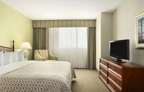 Embassy Suites Hotel Tampa Airport bedroom 2