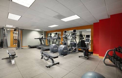 Embassy Suites Hotel Tampa Airport fitness