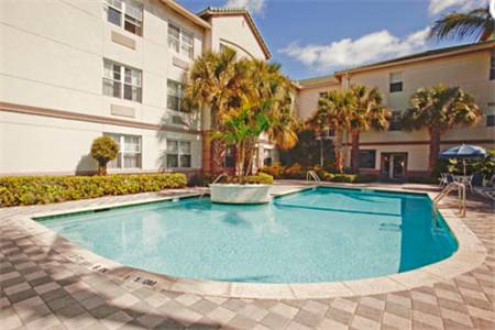 Extended Stay America Tampa Airport Westshore Blvd pool