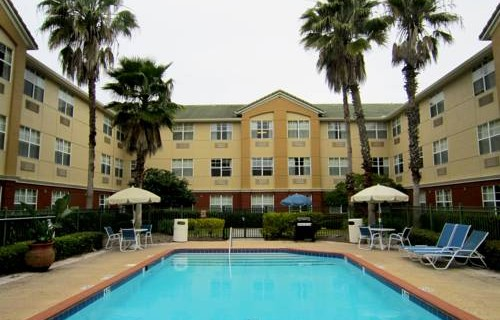 Extended Stay America Tampa Airport pool