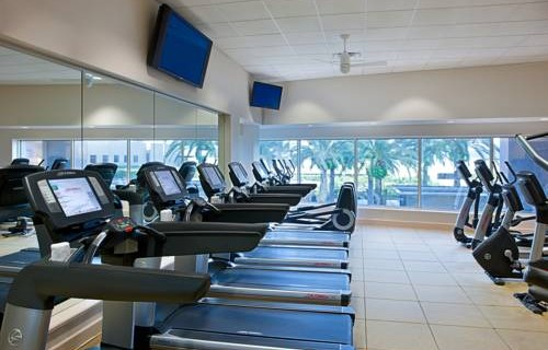 Grand Hyatt Tampa Bay fitness