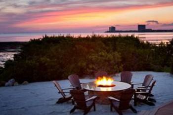 Grand Hyatt Tampa Bay fire pit