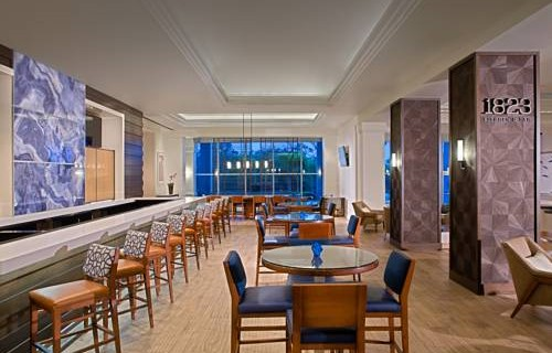 Grand Hyatt Tampa Bay lounge 2