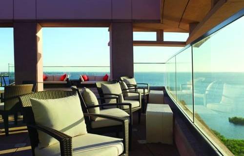 Grand Hyatt Tampa Bay lounge 3