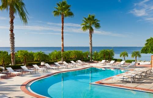 Grand Hyatt Tampa Bay pool