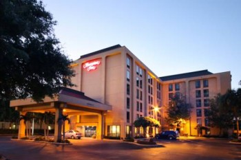 Hampton Inn Tampa International Airport 3