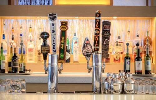 Holiday Inn Tampa Westshore Airport bar