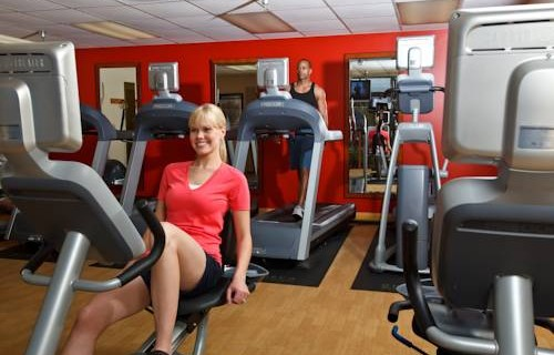 Holiday Inn Tampa Westport Airport fitness