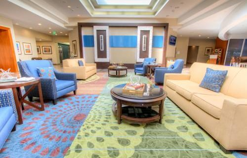 Holiday Inn Tampa Westshore Airport lobby