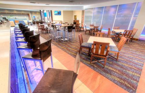 Holiday Inn Tampa Westshore Airport lounge
