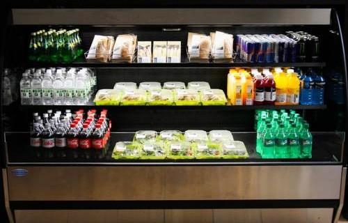 Holiday Inn Tampa Westshore Airport snack bar