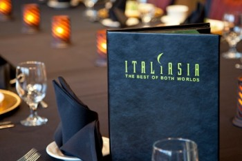 ItaliAsia Restaurant – Doubletree By Hilton Hotel Tampa Airport