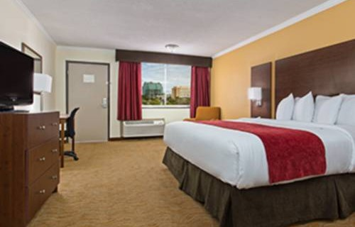 Ramada Westshore Tampa Airport bedroom