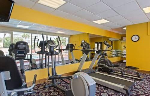 Ramada Westshore Tampa Airport fitness