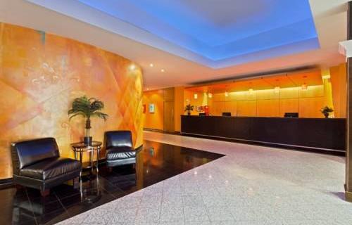 Ramada Westshore Tampa Airport lobby