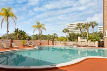 Ramada Westshore Tampa Airport pool